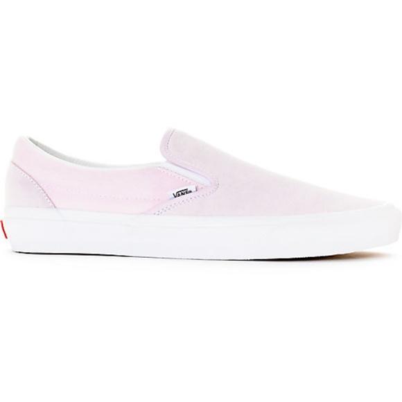 e13c977461 Vans Slip-On Pastel Pink Skate Shoes Men s Sz 8.5.  M 5b748e7604e33d2553bc632e